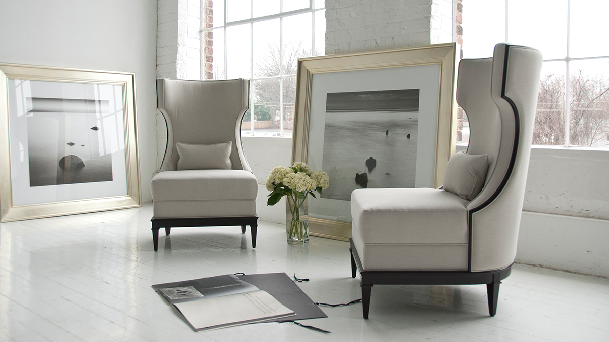Decca Home - Classics and Modern Luxury Roomset