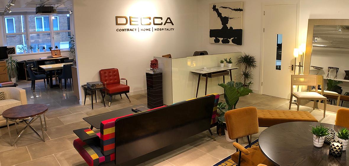 Decca Europe -  London Showroom 1