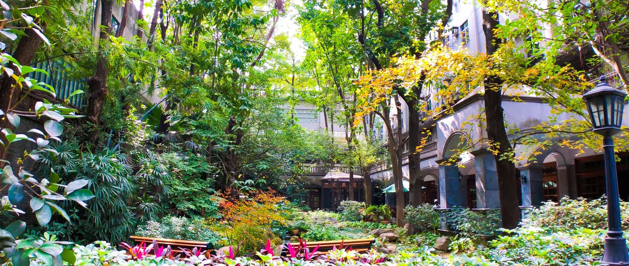 Decca Factory Gardens