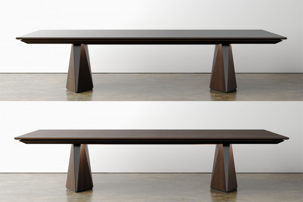 Decca Contract Skyward Conference Table