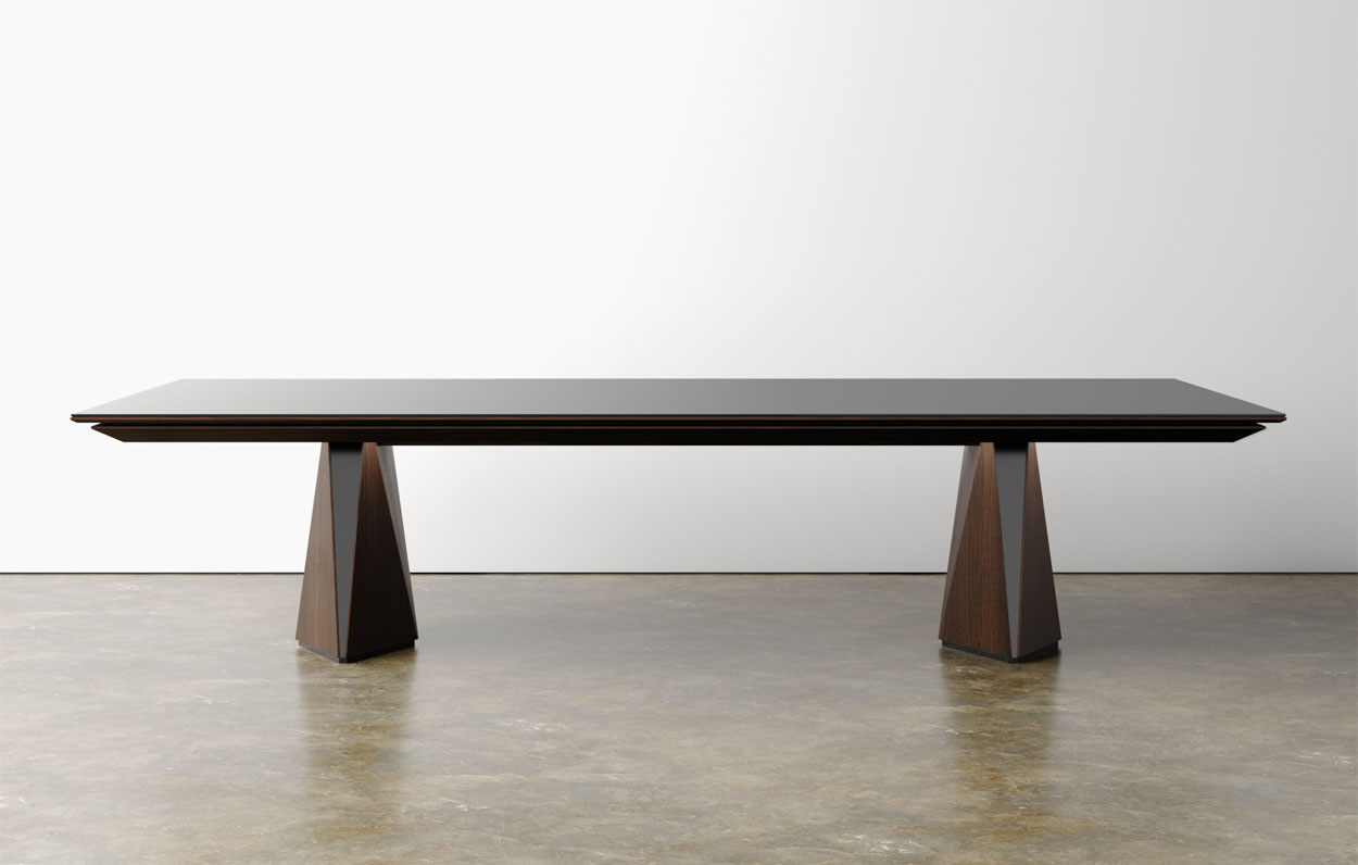 Skyward Conference Table Decca Contract