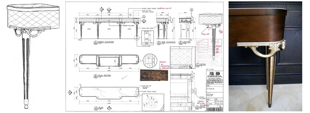 Decca Europe Design Development