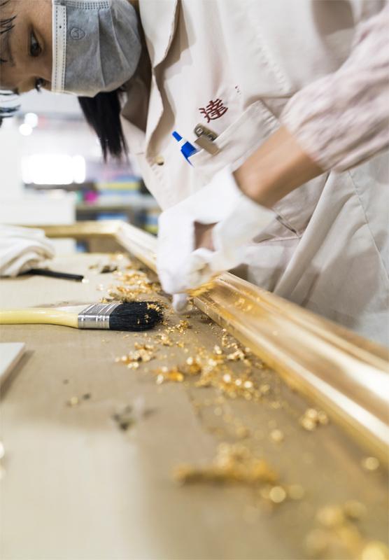 Decca Europe Gilding Craftsmanship Blog