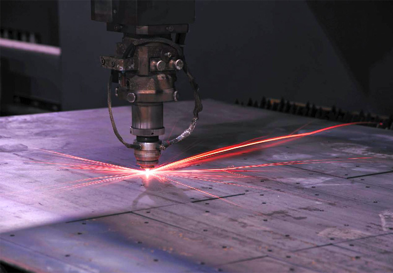 Decca Europe Metal Cutting Craftsmanship