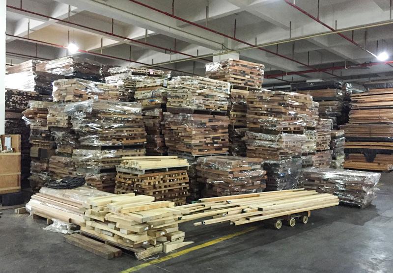 Decca Europe Wood Preparation Craftsmanship
