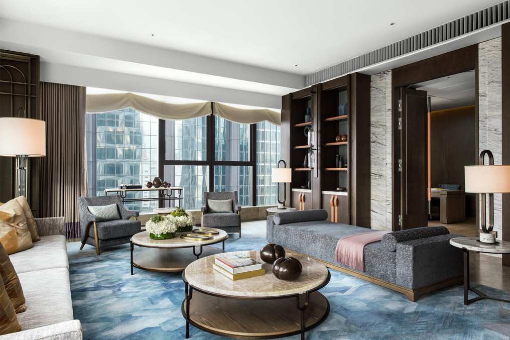 St Regis Hong Kong AFSO Architects