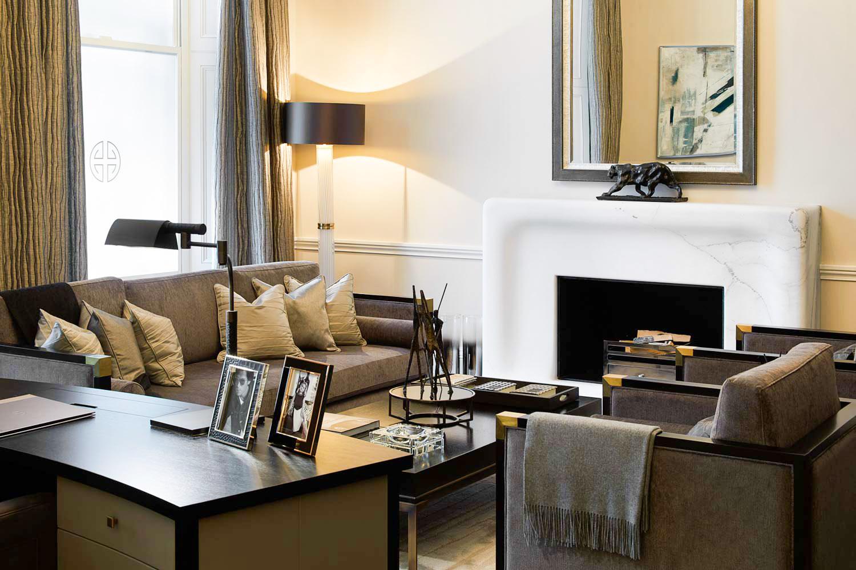 BG Apartment Carte Blanche Interior Design