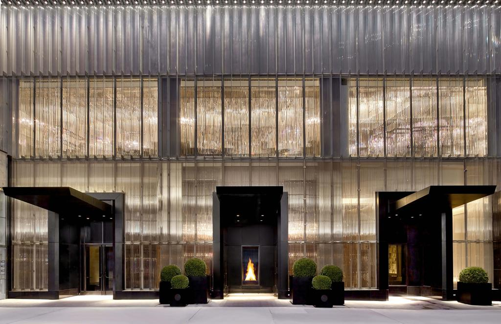 Baccarat New York Gilles & Boissier