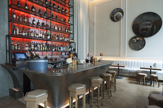 Stephen Sills Associates Chevalier Bar