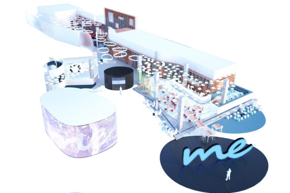 Mercedes Me - Beijing - Decca