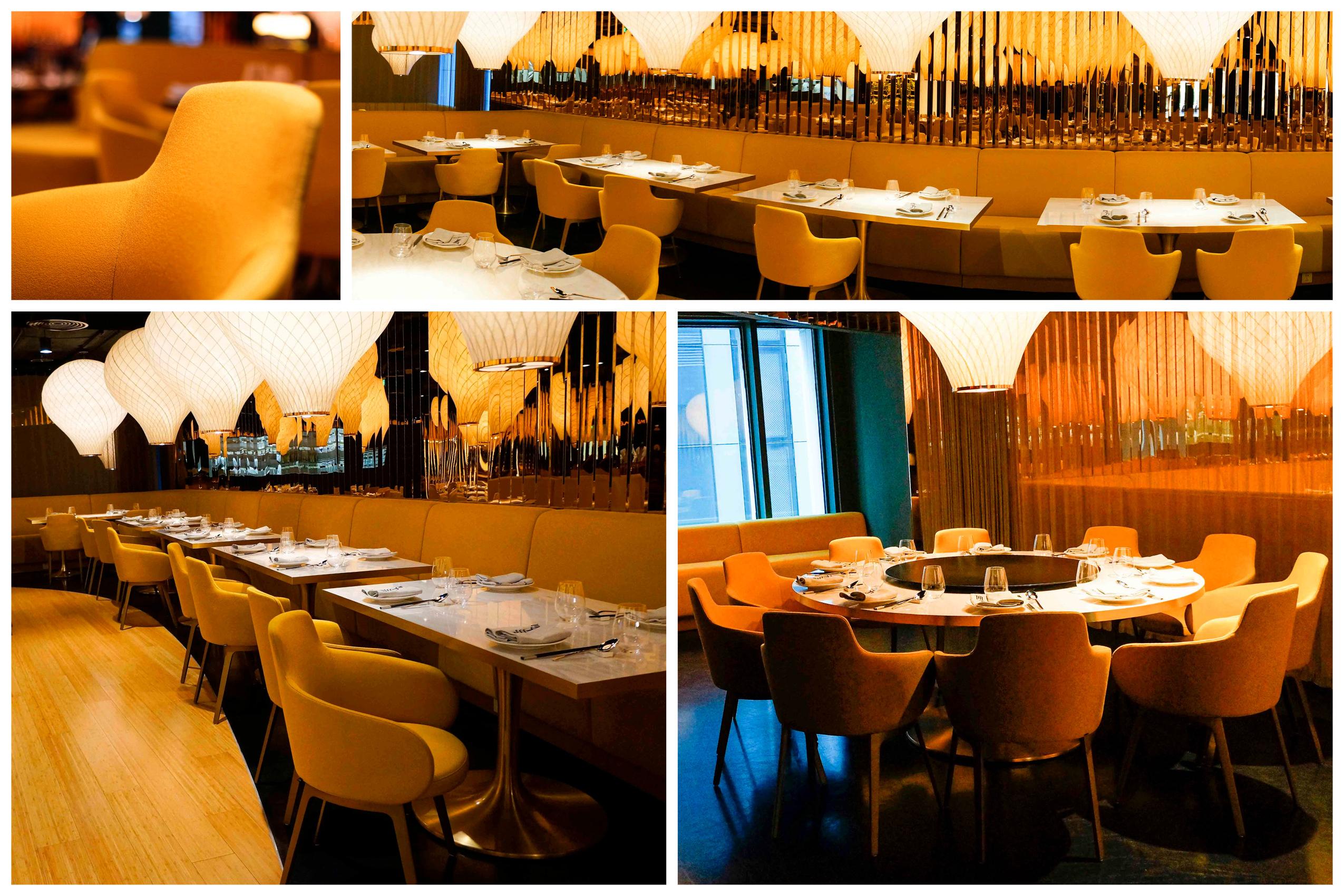 Mercedes Me Sifang Sanchuan Restaurant