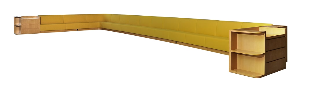Mercedes Me Sifang Sanchuan Banquette seating