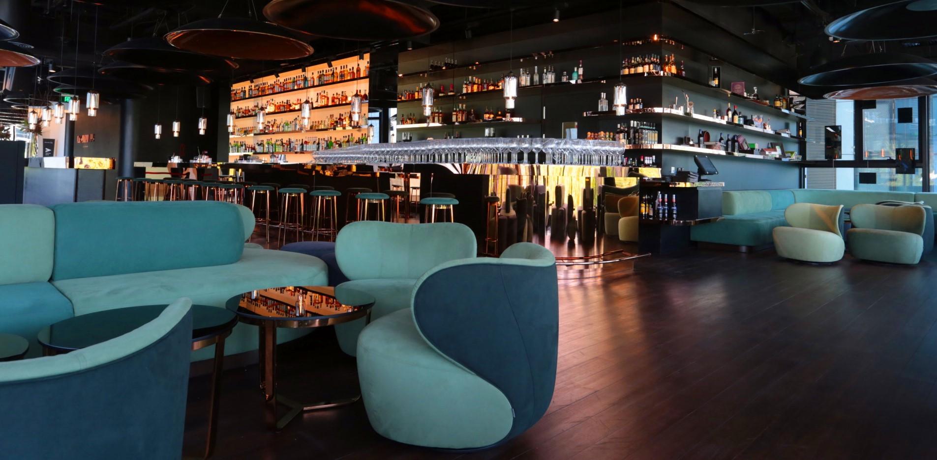 Lighthaus Bar Mercedes Me Beijing