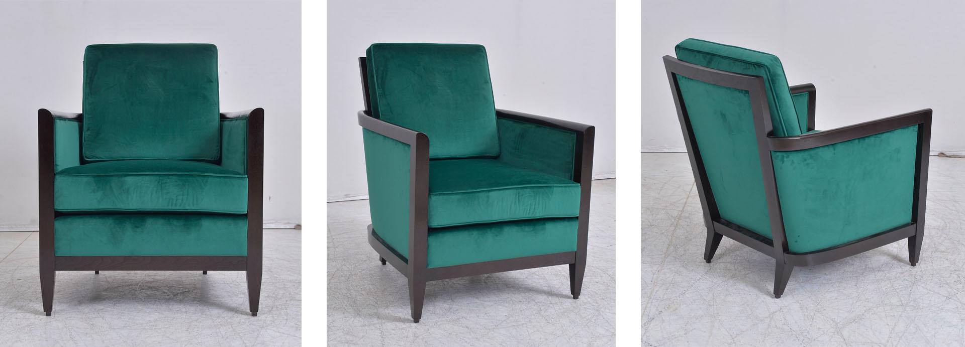 Bellagio Shanghai Lounge Chair by Decca