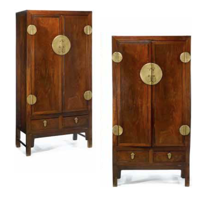 Abbate Veal-Chinese moon cabinet