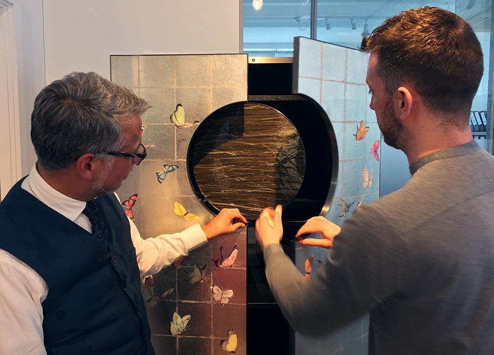 Decca London-Abbate Veal Design-fusion collection-bar cabinet