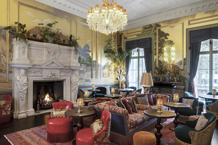 Annabels London-bespoke furniture by Decca