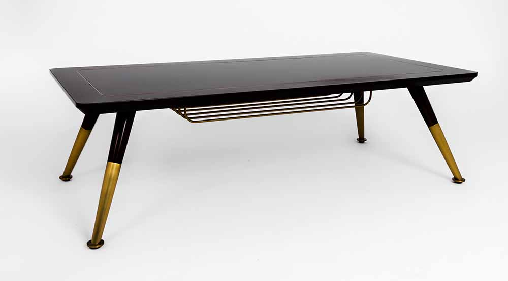 Bert Frank furniture_Coffee table_mid-century modern furniture_Decca London