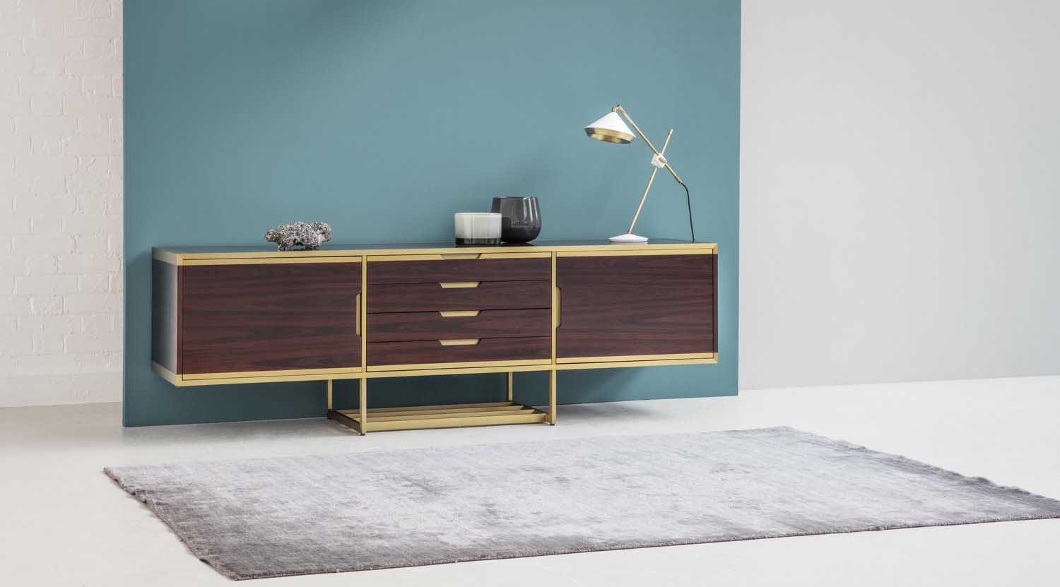 Bert Frank furniture_Sideboard_Credenza_mid-century modern furniture_Decca London