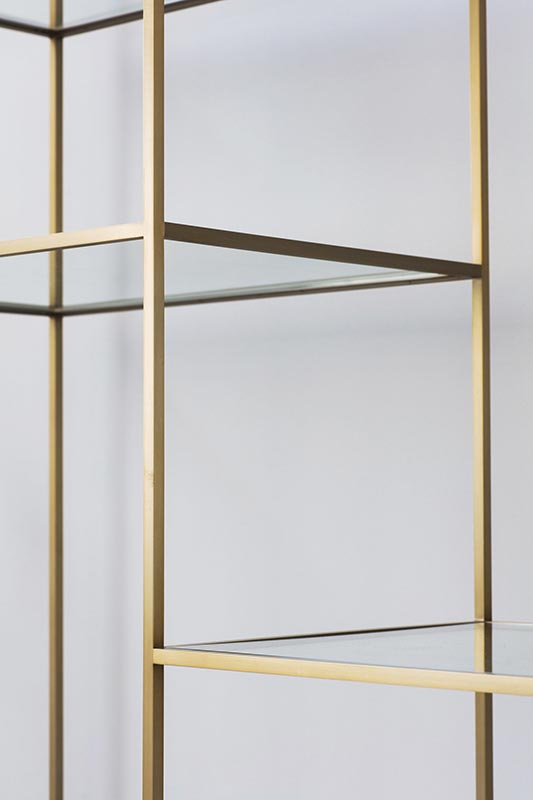 Bert Frank_Shelving Unit_display cabinet detail_mid-century modern furniture_Decca London