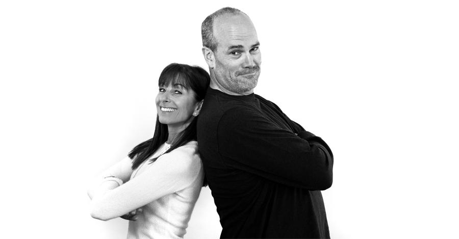 Brian and Nancy Graham of Brian Graham Design