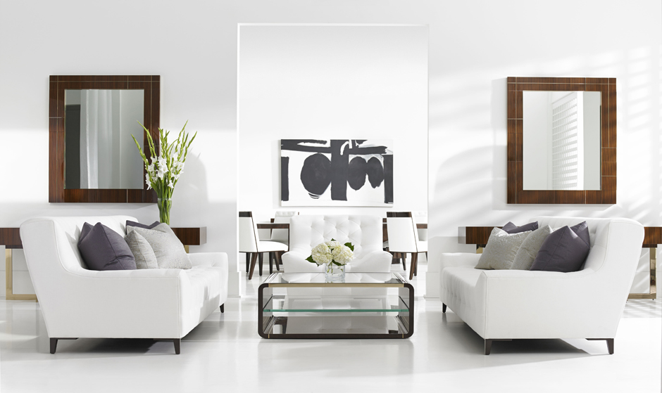 Dakota Jackson for Decca Home_luxury furniture for American and Middle Eastern markets