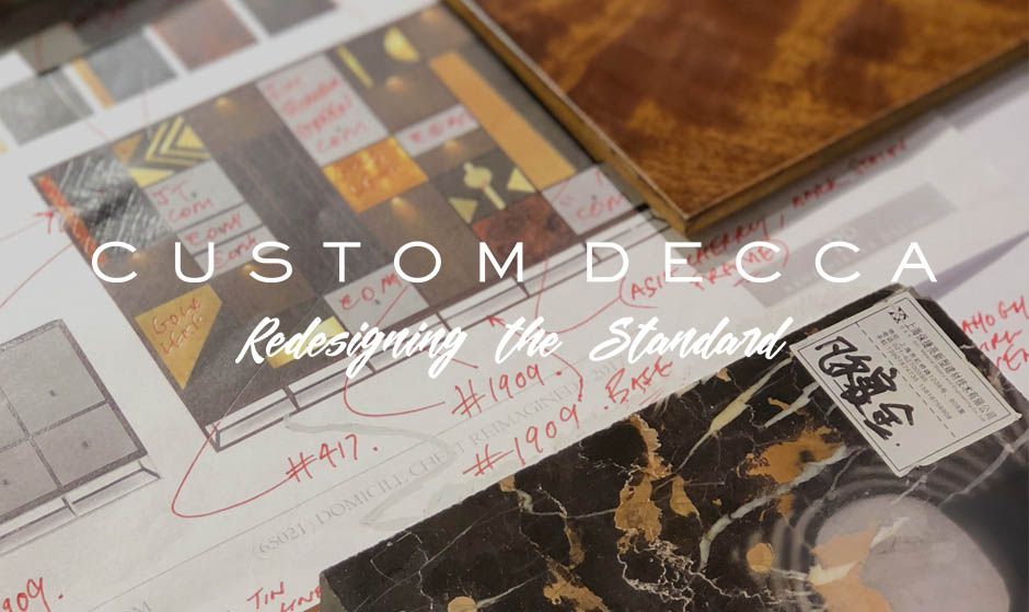 Custom Decca Blog Hero