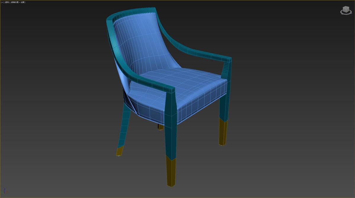 Decca-armchair-custom-design-3D-render-furniture-design