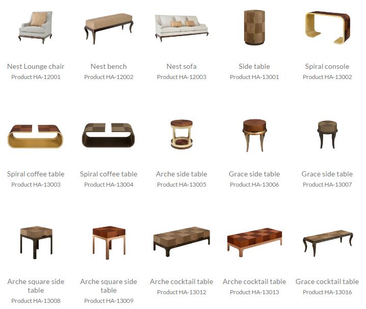 Decca London_Inversion collection_Decca Home_French design_luxury furniture