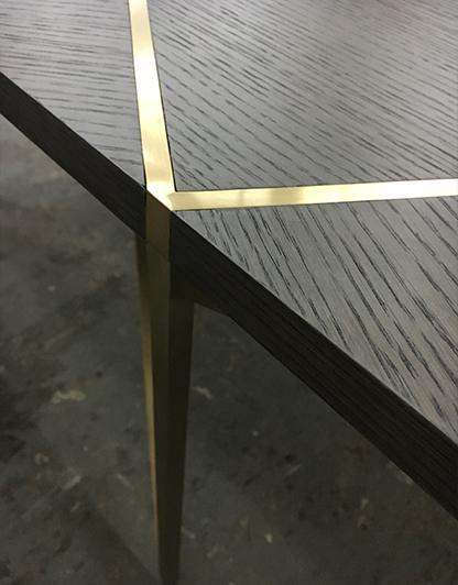 Landmass London_Decca factory visit_coffee table detail2