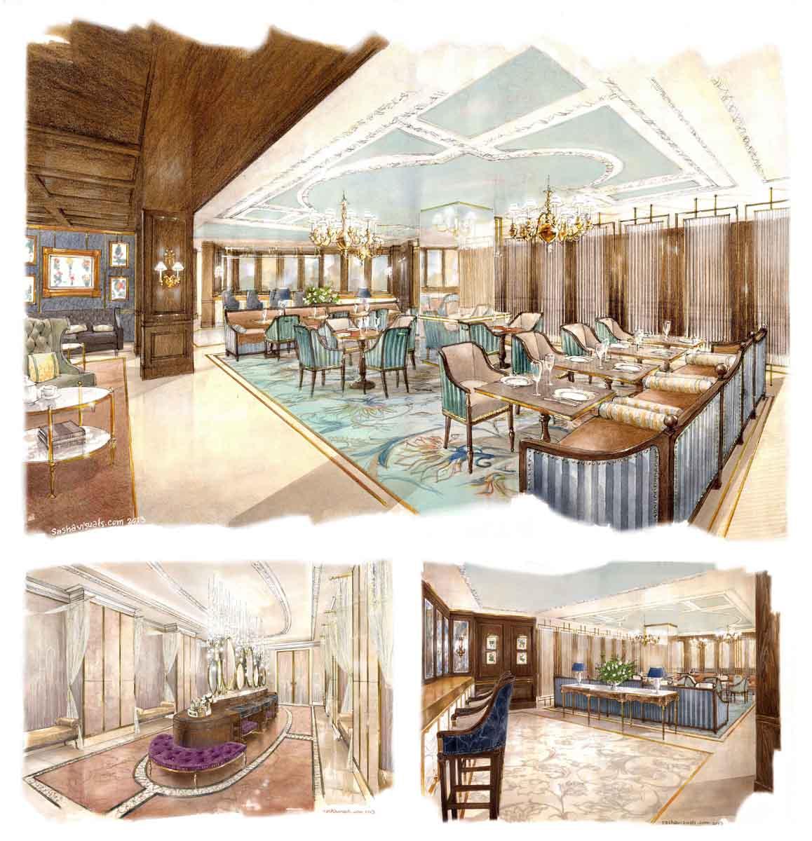 Lanesborough_Spa_1508_London_interior_design_sketches