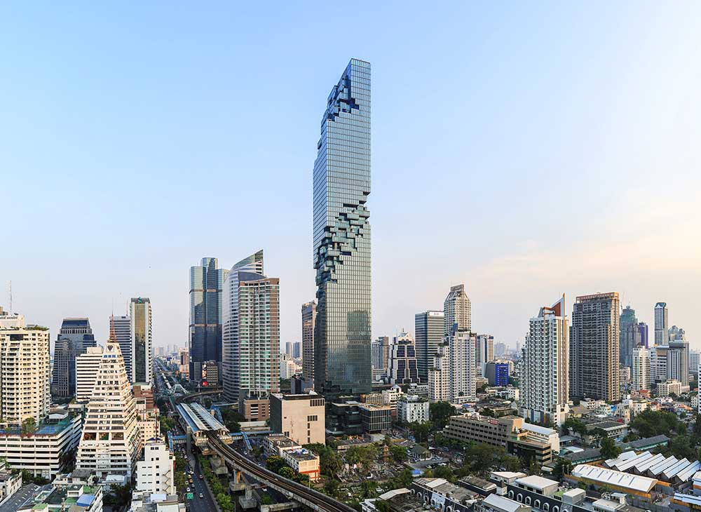 MahaNakhon building Bangkok