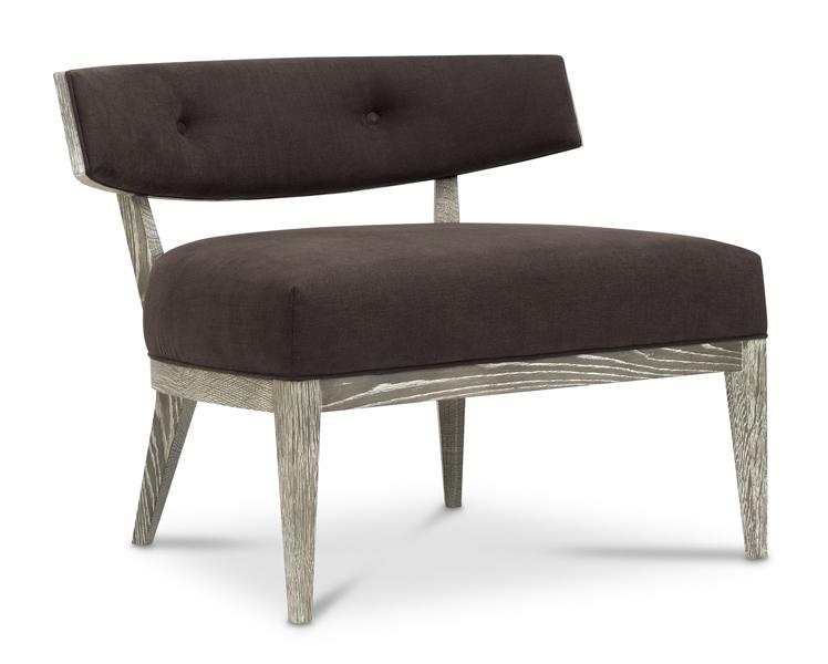 Decca London // Crescent Lounge Chair 62001