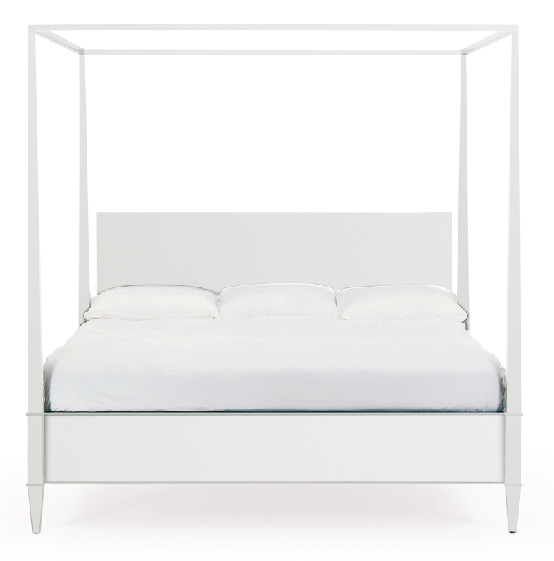 56020-0507 Four Poster Bed in Farbé Finish by Bolier for Decca Home