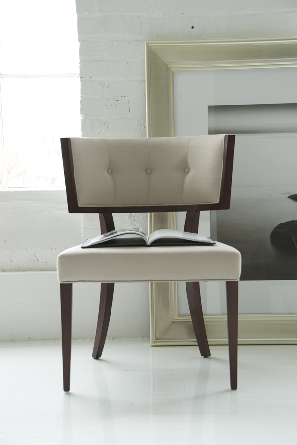 50014 // Dining Chair // Rosenau collection by Bolier for Decca Home