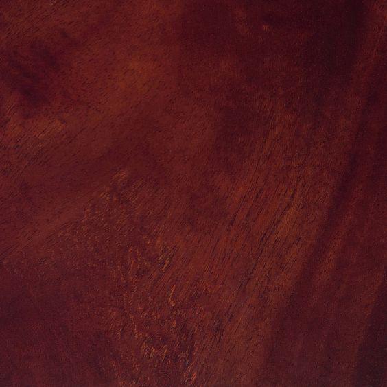 Decca veneer finishes // Swirl Mahogany Veneer