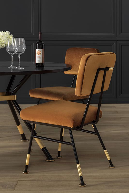 The-London-Collection-Decca-Home-dining-chair-detail