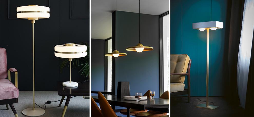 Bert Frank lighting designs