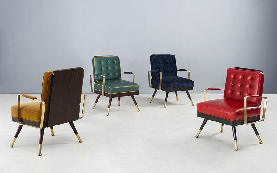 The London Collection_City Chairs designs_Bert Frank_Decca Home