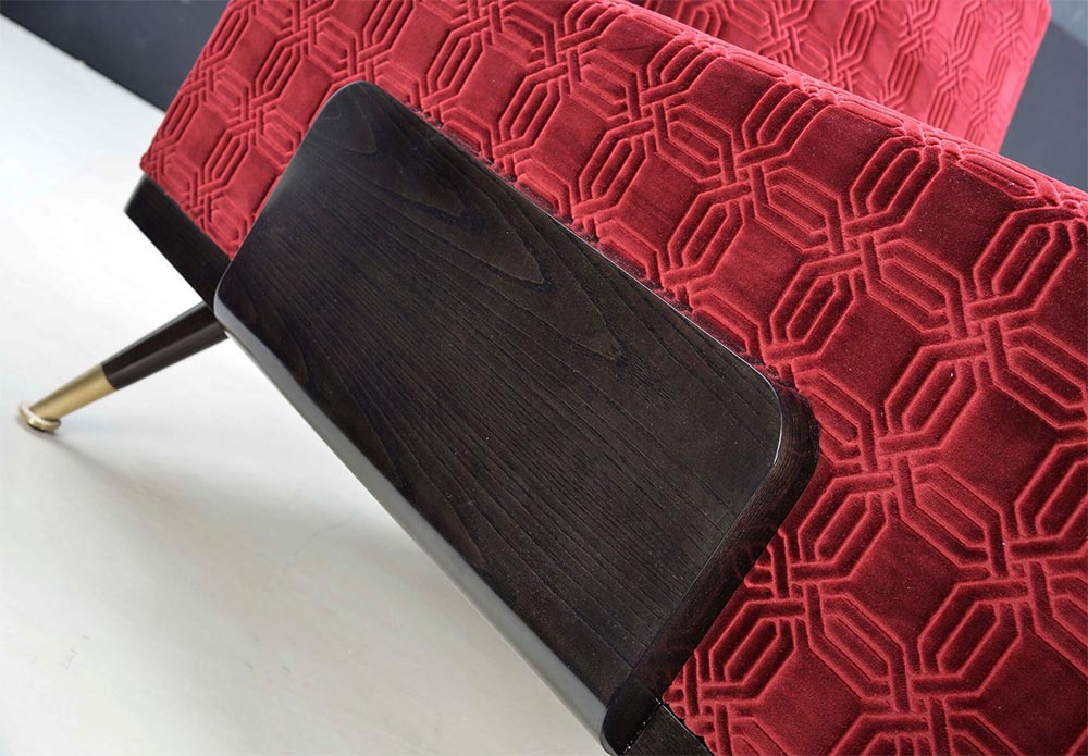 Wrap Chair detail_The London Collection_Decca Home_bent plywood furniture