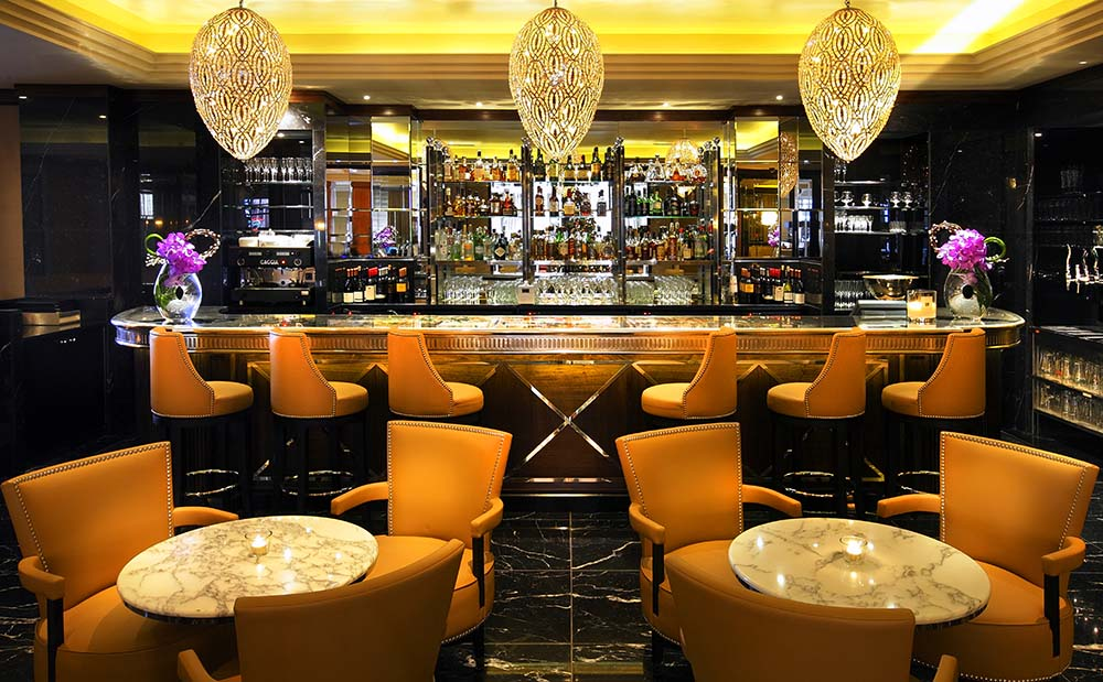 Gallery Bar at Westbury Hotel Dublin
