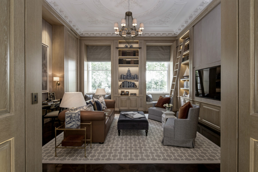 1508 London Project Pearl-Decca London-Living Room