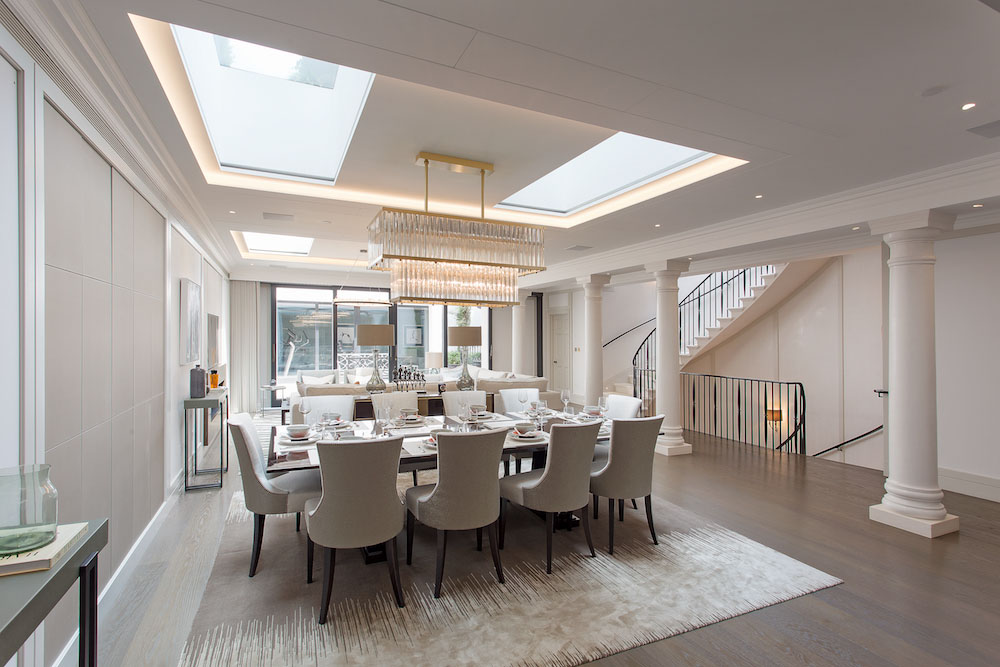 SHH Architects Belgrave Square Residential