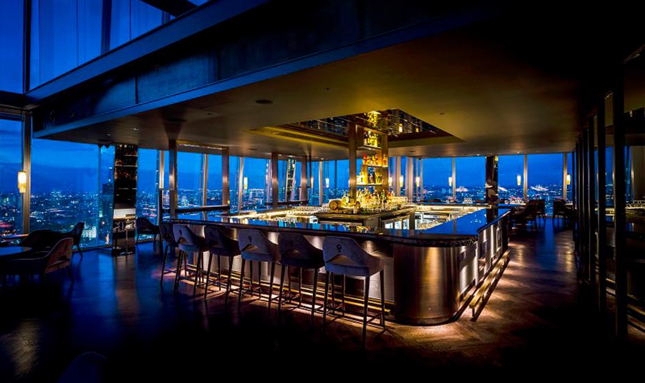 Decca London-Jestico Whiles-Aqua shard Atrium Bar