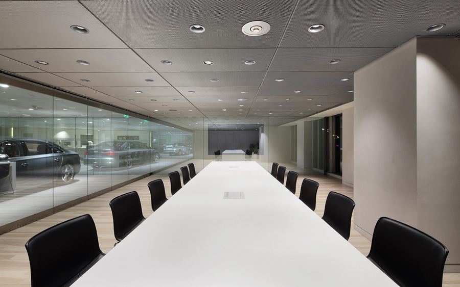 audi-showroom-beijing-decca-contract-bespoke-conference-table