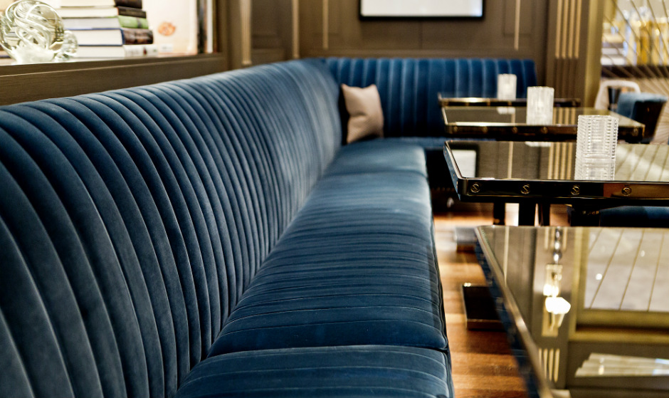 Brigitta Spinocchia Freund-The Churchill Bar-Bench-DeccaLondon