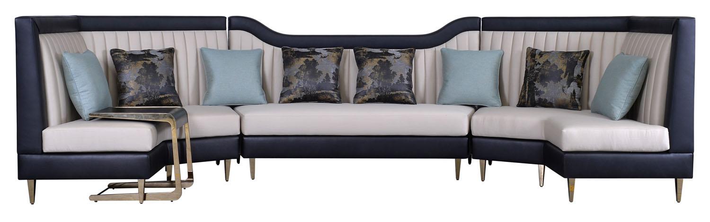 Mandarin Oriental Hyde Park luxury sofa by Decca