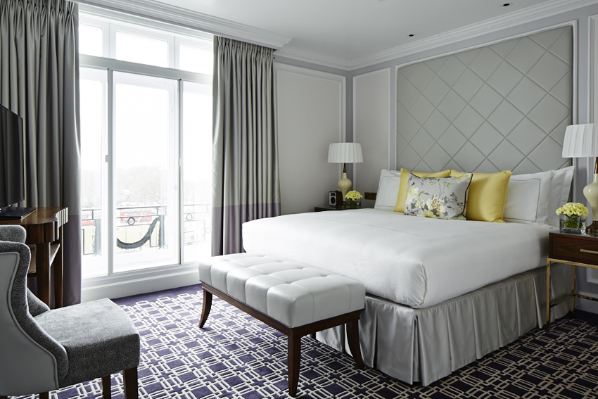 Decca-London-hospitality-project-marriott-hotel-park-lane