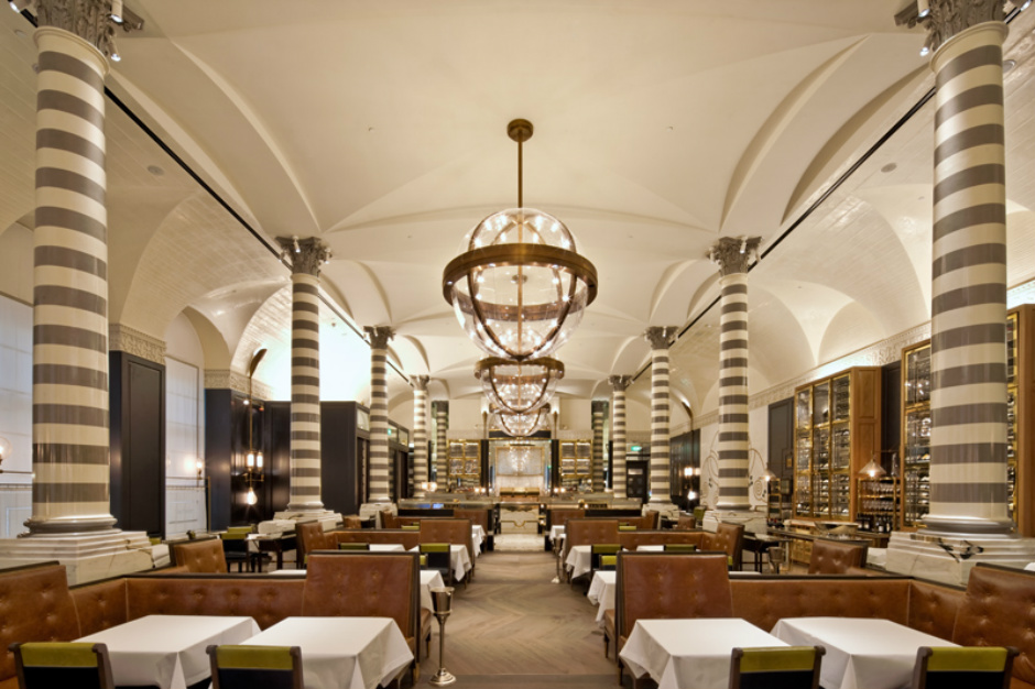 Decca London-Massimo Restaurant-corinthia hotel london