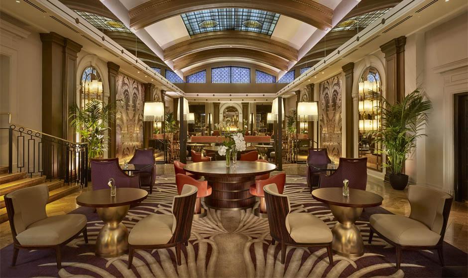 Decca London_luxury bespoke hotel furniture